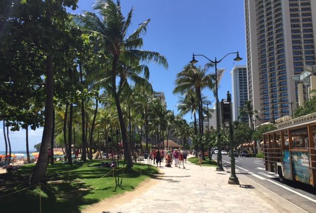 人気のハワイ不動産市場